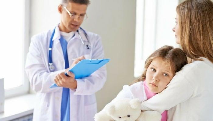 Penyakit Asma Pada Kanak-kanak
